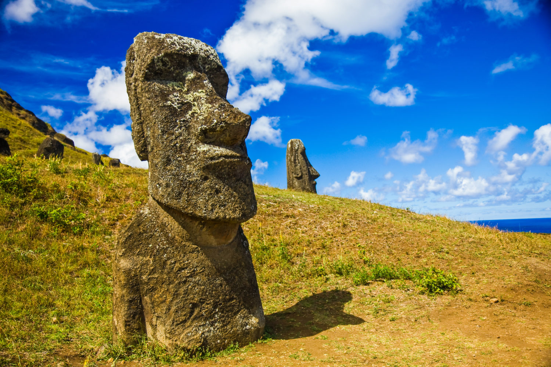 イースター島3日間 Easter Island